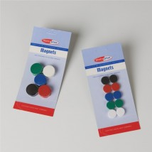 Whiteboard magnets