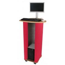 Computer Exhibition Pod