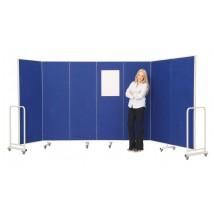 Mobile room divider