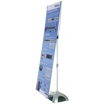 Banner stand Outdoor display