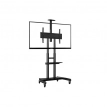 Reception TV LED stand up to 70""