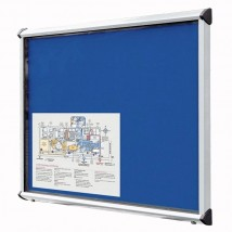 Shield Exterior Pinnable Noticeboard