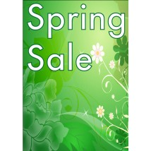 Poster - Spring Sale - 133