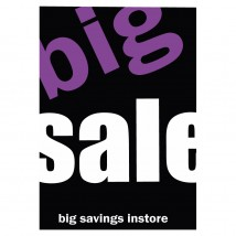 Poster - Big Sale - 143