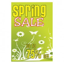 Spring Sale - Poster 147