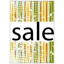 Poster - Sale Multi Colour - 197
