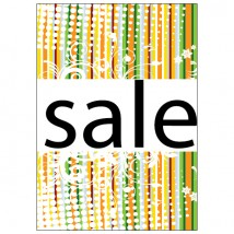 Sale Multi Colour - Poster 171