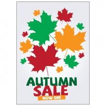 Autumn Sale - Poster 105