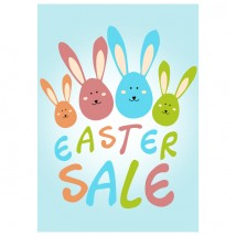 Poster - Easter Sale - 212