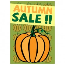 Autumn Sale - Poster 108