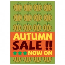 Autumn Sale - Poster 109