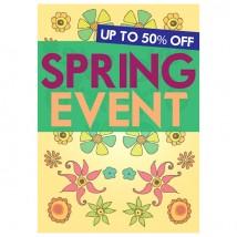 Spring Sale - Poster 112