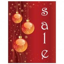 Poster - Christmas Sale - 225