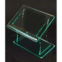 Acrylic Portable Lectern