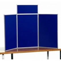 Portrait Table Top Display Presentation Boards