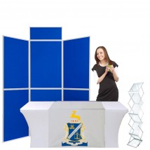 Careers fair display kit