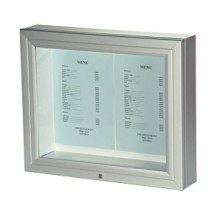Price List Menu Box