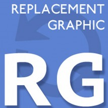Banner Frame Replacement Graphic
