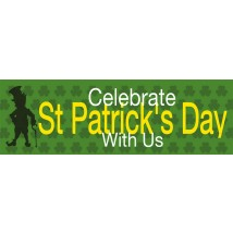 St Patrick's Day - Banner 165
