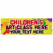 Art Class - Banner 163