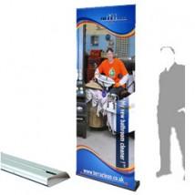 Sidewinder Roller Banner Stand