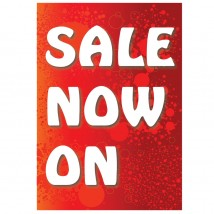 Sale Now On - Poster 160