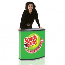 Sales Promotion Stand - 1 Tier