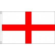 Printed 5ft x 3ft England St George Flag