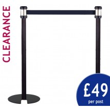Stackable barrier - special offer
