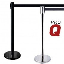 ProQ - Stainless Steel 2m Retractable Belt Barrier
