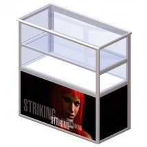 Portable Display Case