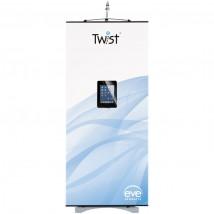 Twist iPad Banner Stand