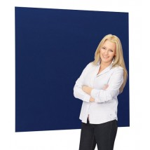 Unframed Noticeboard - Fire Retardant
