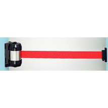 Wall Mounted Barrier - Red