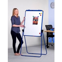 Magnetic Whiteboard easel