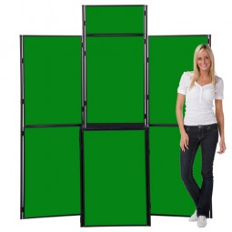 9 Panel Slimflex Pole & Panel