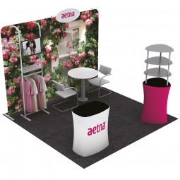 Stretch Fabric Display Systems