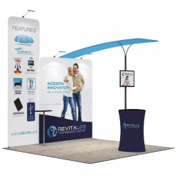 Tension Fabric Display - 3x3