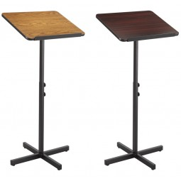Budget Height Adjustable Lectern