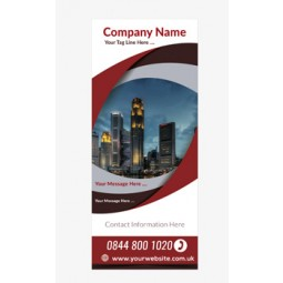 Business Banner 13 - Banner Stand 133