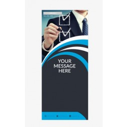 Business Banner 7 - Banner Stand 127