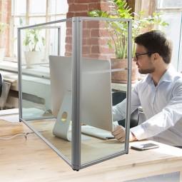 Counter Top Free-standing Screen Guard Wrap
