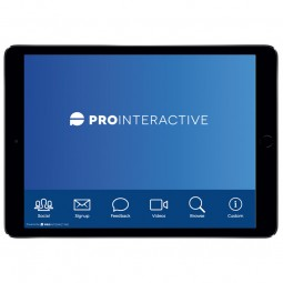 ProInteractive Tablet Software - 2 Year Subscription