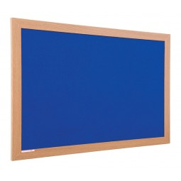 Wood Effect Eco Friendly Notice Board