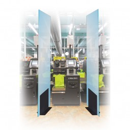 Perspex Screen Divider - Ideal for Supermarkets