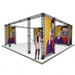 Overhead Exhibition Gantry Kit - 7x7m