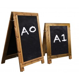 Heavy duty chalkboard