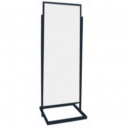 Double Sided Poster Display Stand - 1700 x 500mm