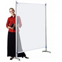 Clear PET Free Standing Protective Screen