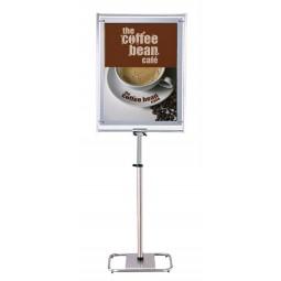 Store sign holder